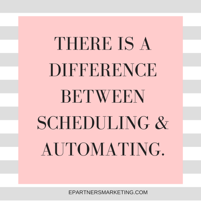 Social Media - Content Planning - Management - Scheduling - Automating