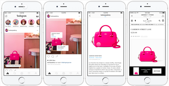 Shoppable Instagram Ads - 7 Instagram Features to Know About